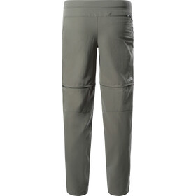 The North Face Lightning Convertible Pants Men agave green